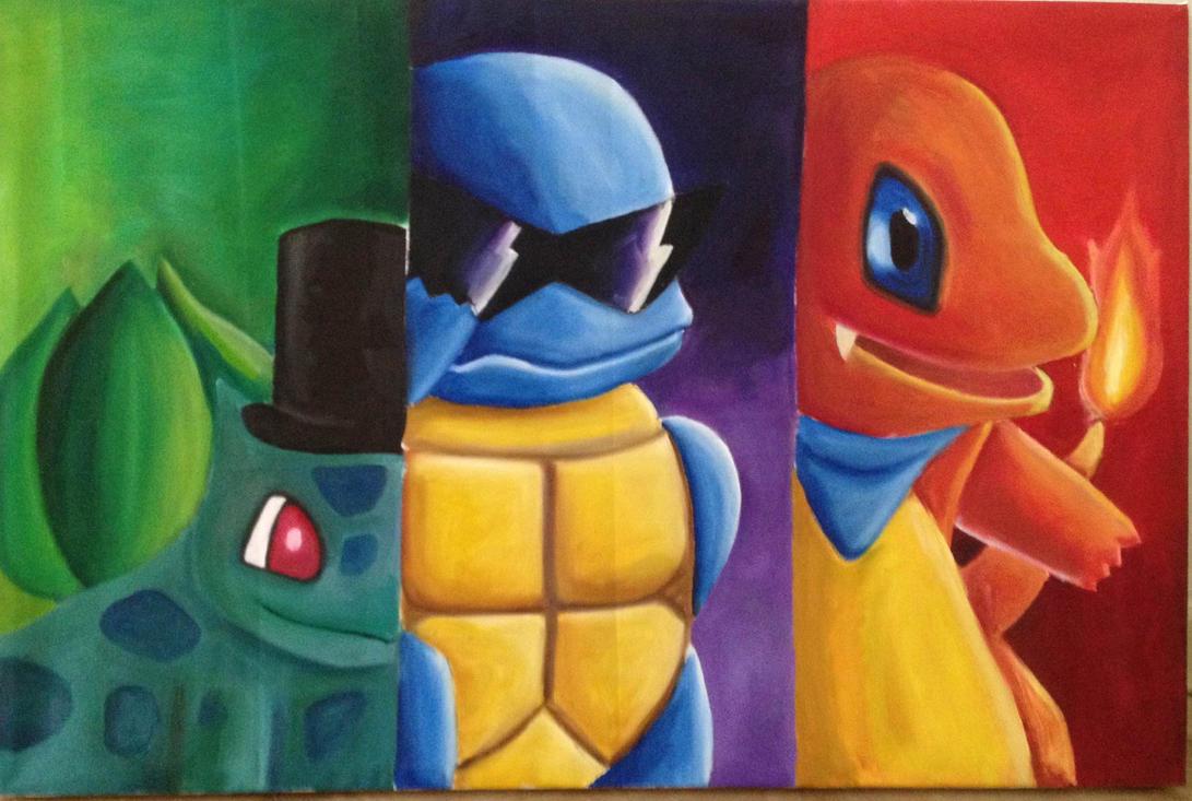 The Original Three by ina0601