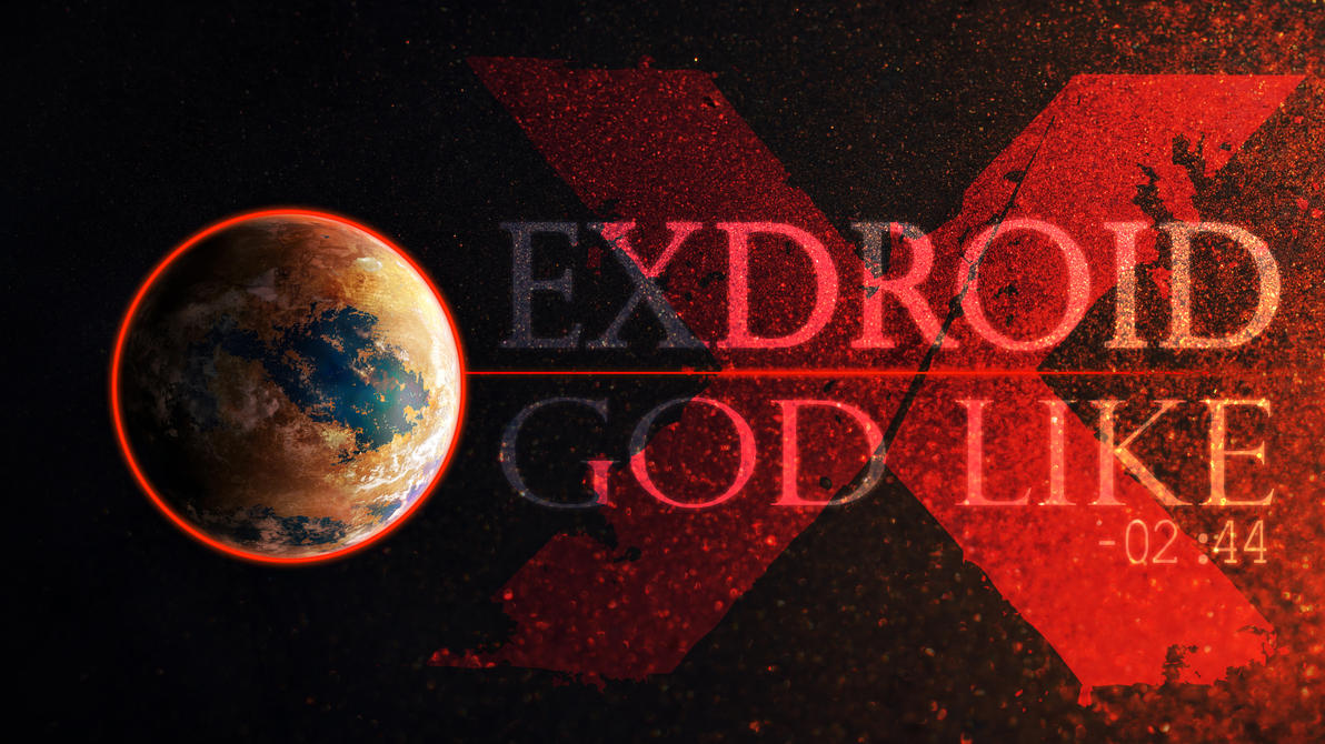Exdroid - God Like by Carnaga