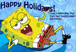 Spongy Holiday