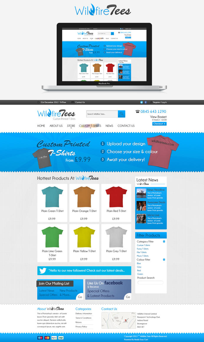 Professional Web Designer Tools