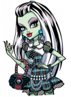 Monster High Doll Clipart: OW1 Frankie by MHProGal