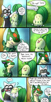 Idonno team comic page 13