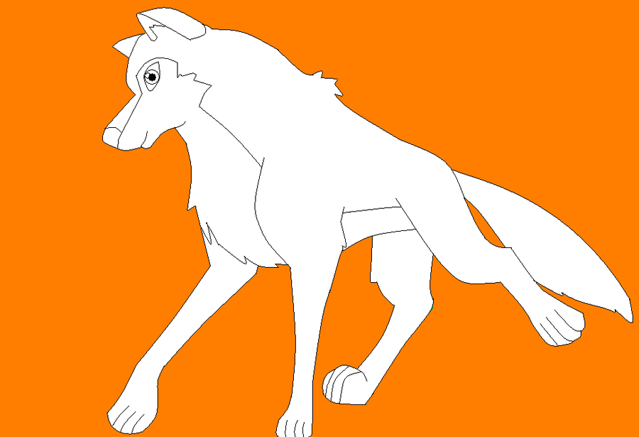 wolf makeable 13 by Sara-Animura