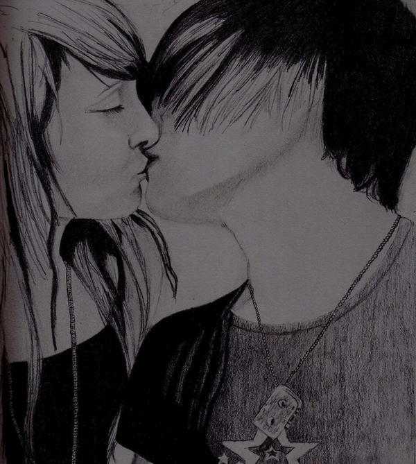 Sweet Kiss by Nilopher