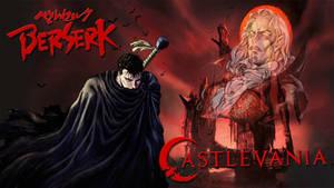 Castlevania And Berserk - Guts vs Dracula