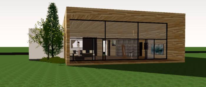 Art Studio Exterior 2