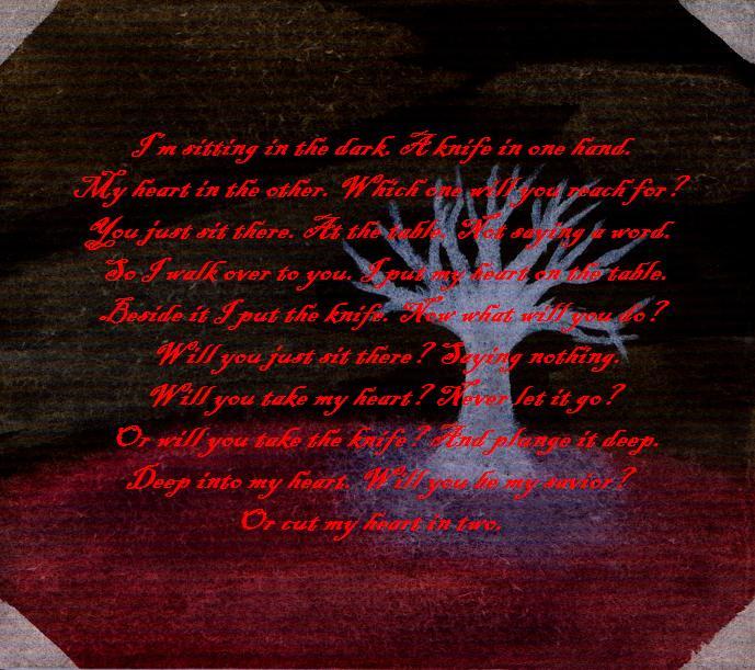 Emo Poems: Emo Poem By Jace117 On DeviantArt
