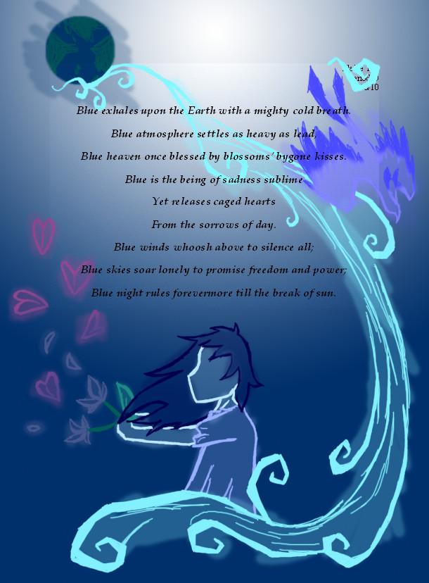Blue Poems 24