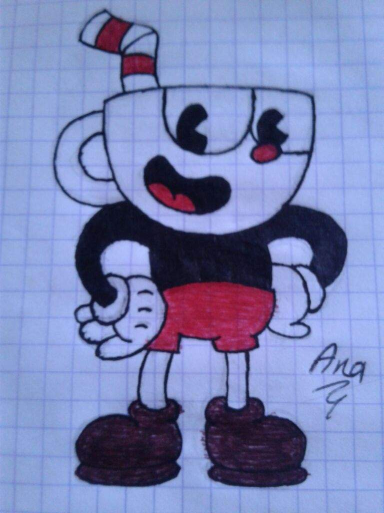 Cuphead by AnaRodriguez114