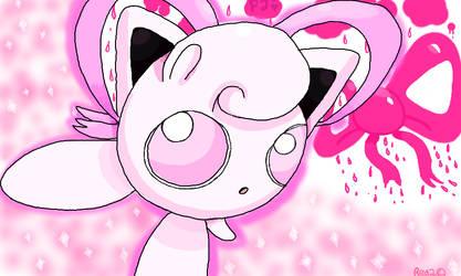 Pink Jiggs Sparkle by Redjiggs