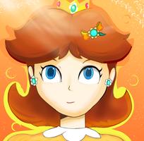 Daisy Headshot by Redjiggs