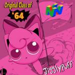Class of 64 Jigglypuff