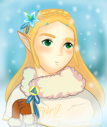 Winter Silent princess