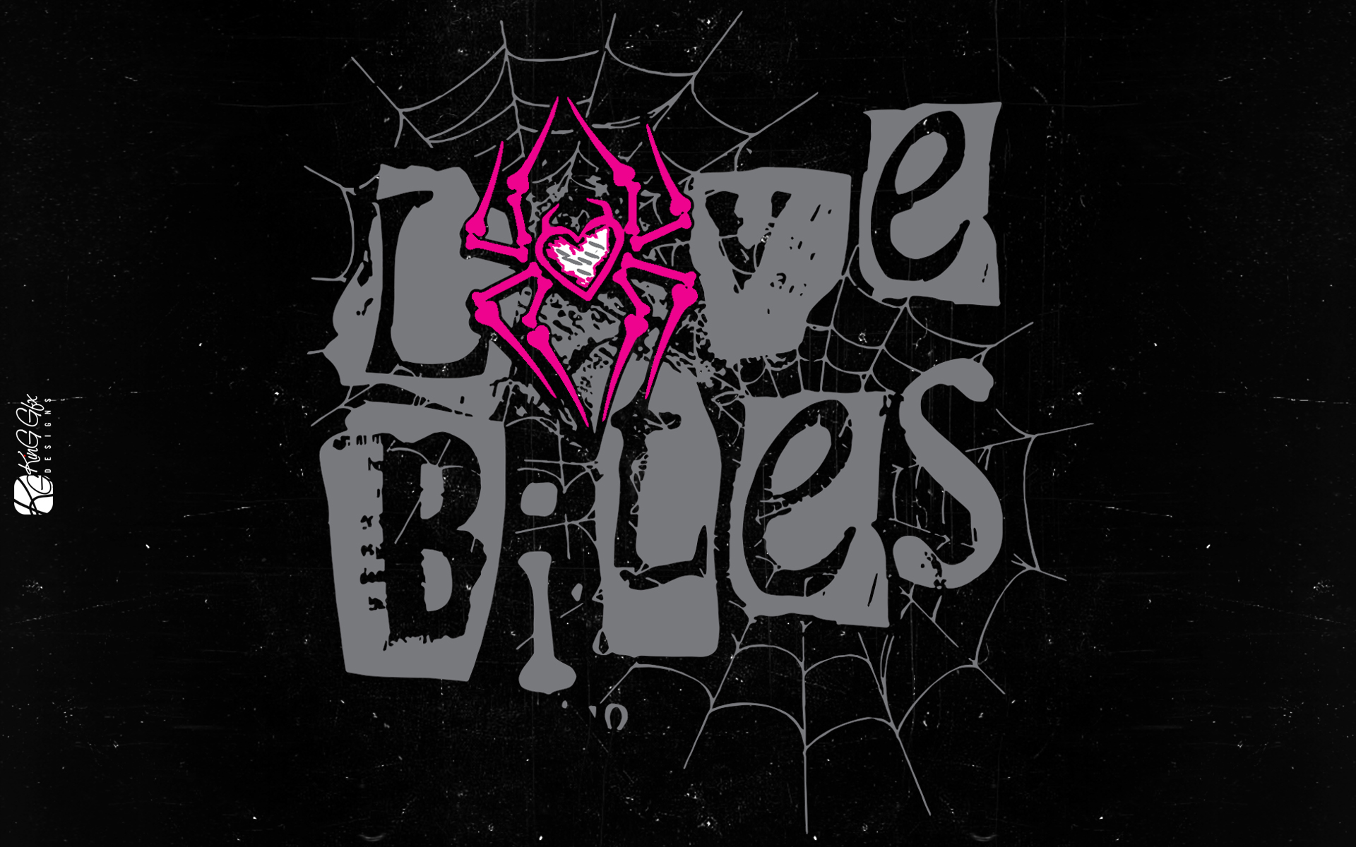 AJ Lee 'Love Bites' Wallpaper by KINGGFX1