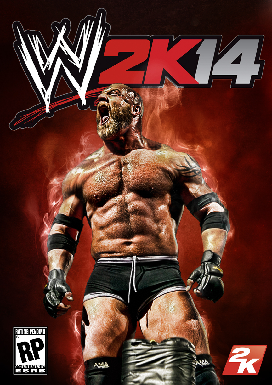 WWE 2K14 (Goldberg) by KINGGFX1 on DeviantArt