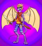 Anthro Spyro