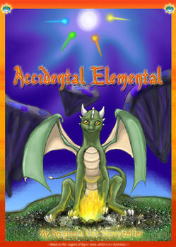 Accidental Elemental, Cover