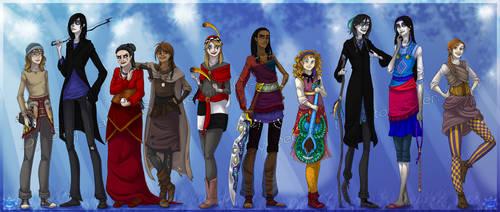 Ladies of Esmeralda