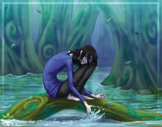 No Reflections Please by SekoiyaStoryteller