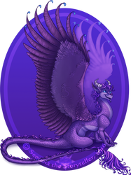 Violet Verve by SekoiyaStoryteller