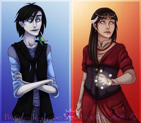 Adolescent Fireballs by SekoiyaStoryteller
