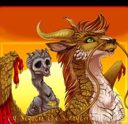 Cuffi and Zym by SekoiyaStoryteller