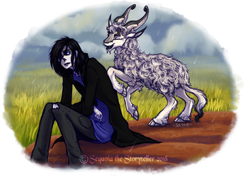 Not all goats are Tappers by SekoiyaStoryteller