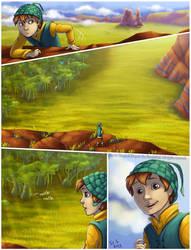 Yowler and Draggin, page 21 by SekoiyaStoryteller