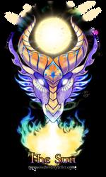 Celestial Dragons: The Sun