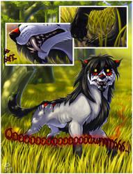 Yowler and Draggin, page 23 by SekoiyaStoryteller