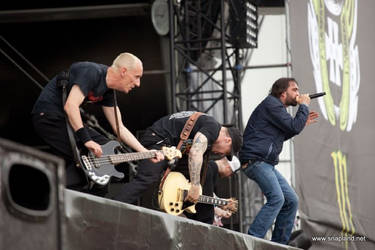 MASS HYSTERIA HELLFEST 2010 by snapboy
