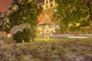 Geneve Snow 2010 II by snapboy