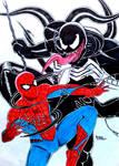 Spider-man vs The Venom