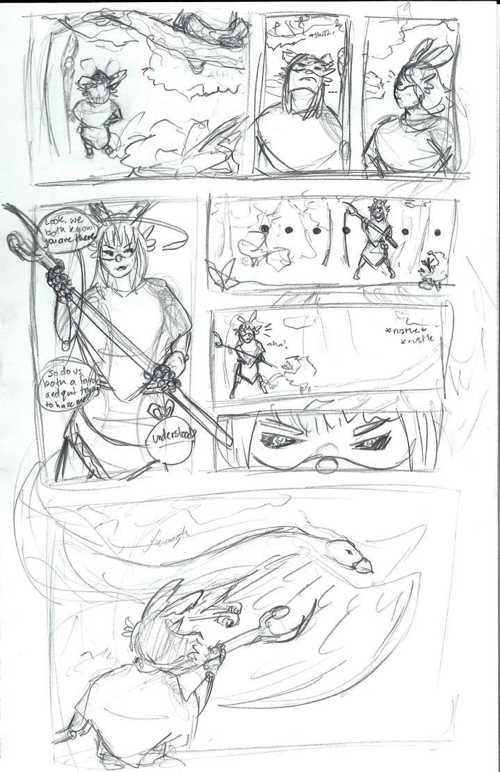 Comic Practice--OG Reboot, p2/? by Kalyn-Palak