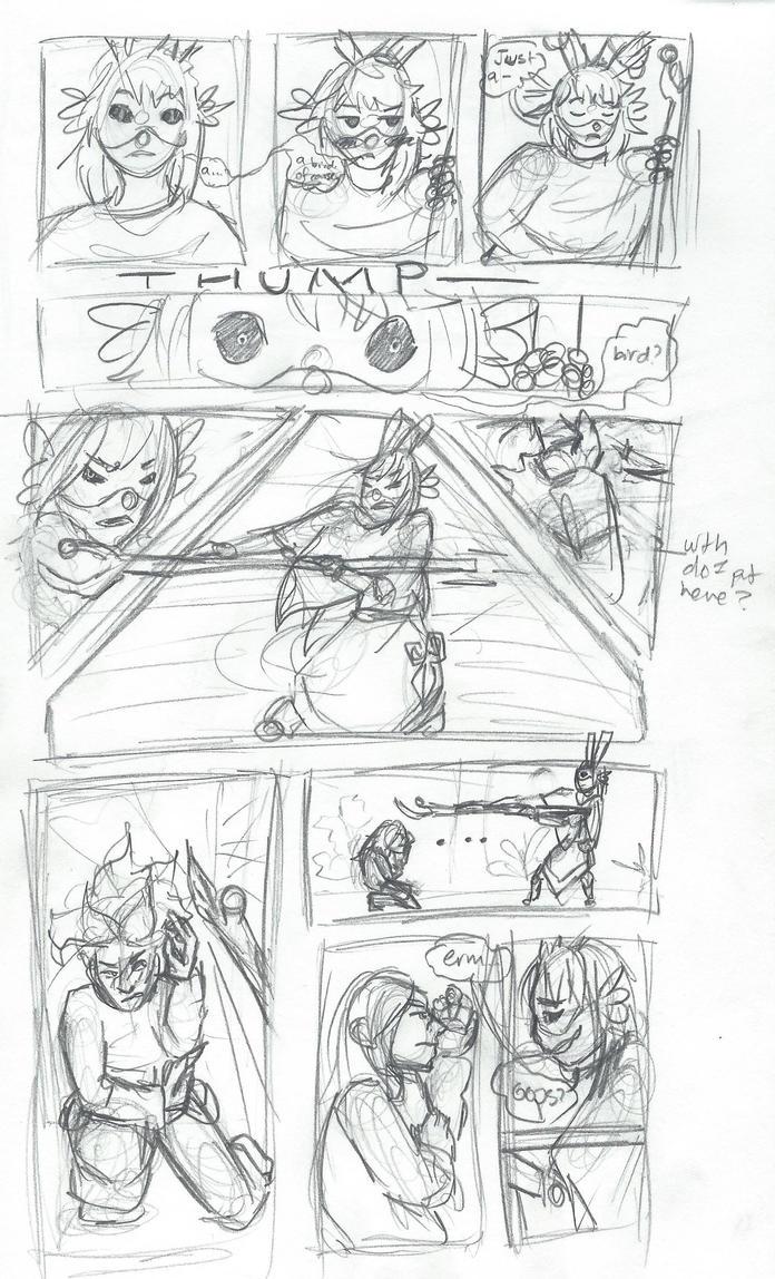 Comic Practice--OG Reboot, p3/? by Kalyn-Palak