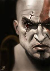 Kratos - God Of War by TheSig86