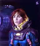 Elizabeth Shaw - Noomi Rapace - Prometheus