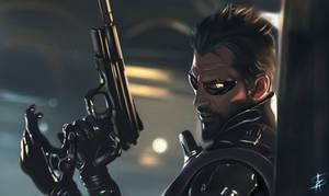 Adam Jensen - Deus Ex Mankind Divided
