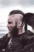 Ragnarr - Vikings, Photo Study by TheSig86