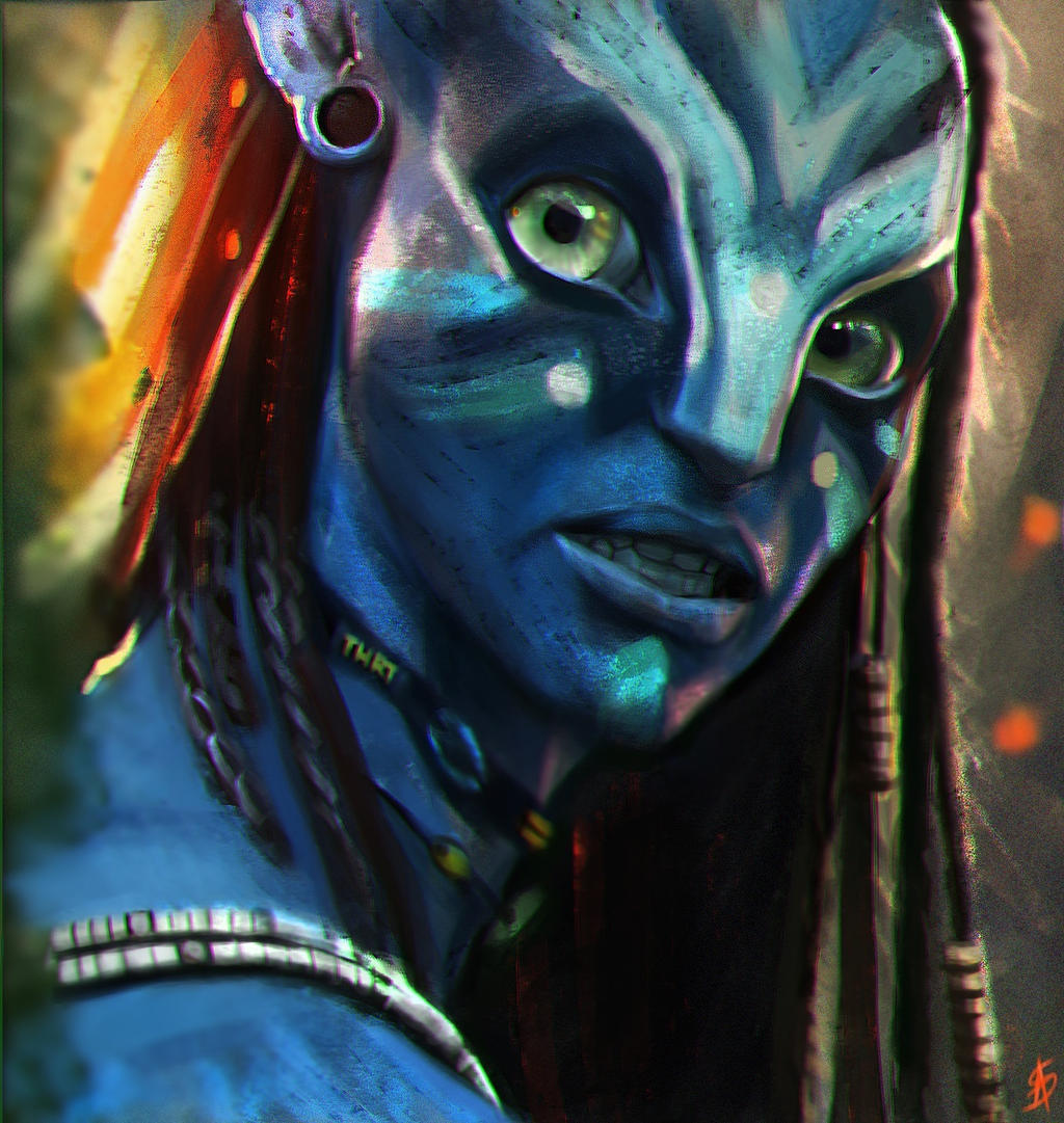 Neytiri Avatar: Avatar By TheSig86 On DeviantArt