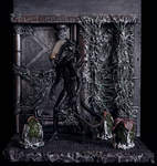 Alien Xenomorph Figure Diorama Cocoon Ovomorph by ivanivanov9207