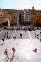piazza di Spagna by Nataskus