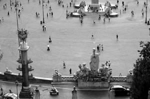 Piazza del Popolo. by Nataskus