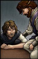 David's Compassion by eikonik