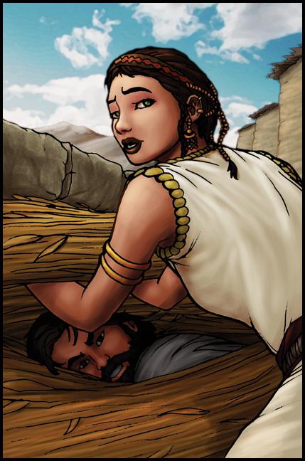 Rahab by eikonik