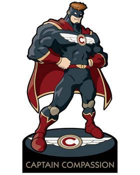 SuperHeroes: Cap Compassion