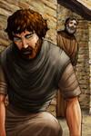 Saul and Ananias