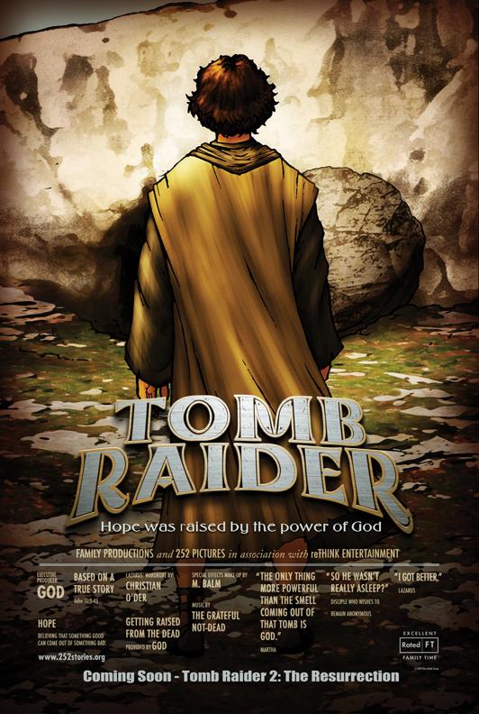 Tomb Raider by eikonik