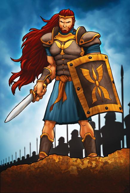 Absalom's Rebellion by eikonik
