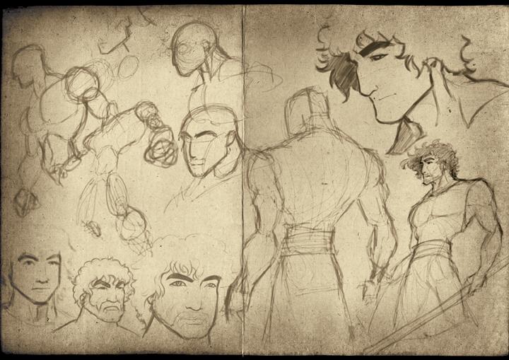 David Story: Concepts 01 by eikonik